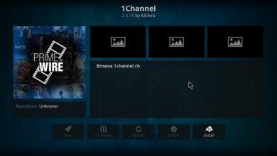 Photo of Complemento de 1 canal para Kodi: cómo instalarlo para una variedad de películas y series de televisión