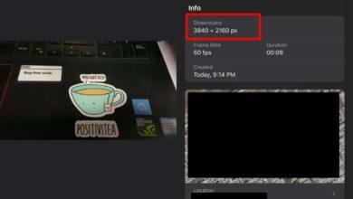 Photo of Cómo extraer cuadros de alta resolución de videos 4K en iOS