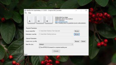 Photo of Cómo empaquetar un script AHK como un EXE en Windows 10