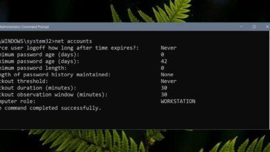 Photo of Cómo configurar el umbral de bloqueo de la cuenta en Windows 10 para cuentas locales