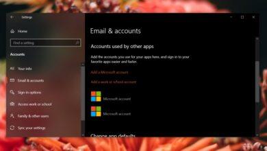 Photo of Cómo agregar una cuenta alternativa de Microsoft a Windows 10