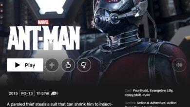 Photo of ¿Cómo ver Ant-Man en Netflix desde cualquier lugar?