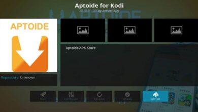 Photo of Aptoide para complemento de Kodi: cómo instalar y usar