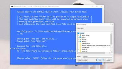 Photo of Cómo convertir un script BAT a un EXE en Windows 10