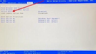 Photo of Cómo cambiar UEFI BIOS a Legacy BIOS en una PC