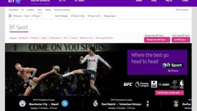 Photo of Mejor BT Sport VPN: Cómo desbloquear BT Sport 1, 2 y 3 fuera del Reino Unido