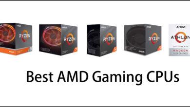 Photo of Mejor CPU AMD para juegos en 2020 (Reseñas + Guía de compra)