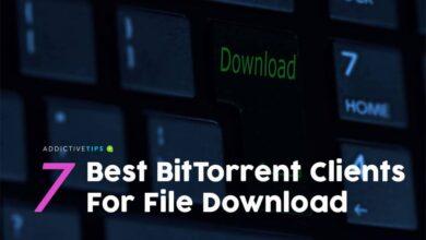 Photo of Los 7 mejores clientes de BitTorrent para descargar archivos