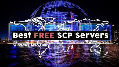 Photo of Los mejores servidores SCP GRATIS para Windows, Linux y Mac en 2020