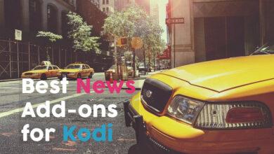 Photo of Los mejores complementos de noticias para Kodi