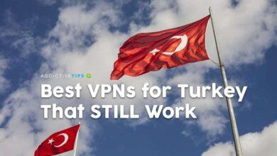 Photo of La mejor VPN de Turquía sigue funcionando en 2020