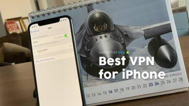 Photo of La mejor VPN para iPhone en 2020 y por qué debería usar una
