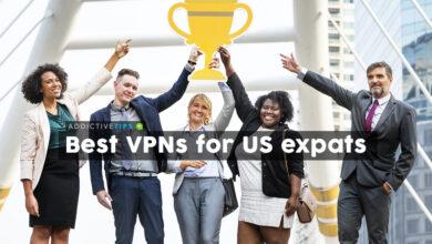 Photo of Las mejores VPN para expatriados de EE. UU. Para proteger la privacidad en todas partes