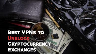 Photo of Las mejores VPN para desbloquear intercambios de criptomonedas en 2020