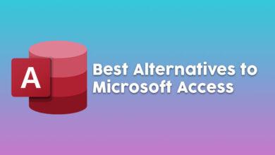 Photo of Las 5 mejores alternativas a Microsoft Access (edición 2020)