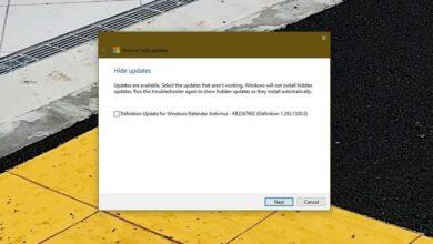 Photo of Cómo bloquear una actualización de controlador en Windows 10