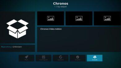 Photo of Complemento Chronos Kodi: Transmita contenido en alemán en línea en Kodi