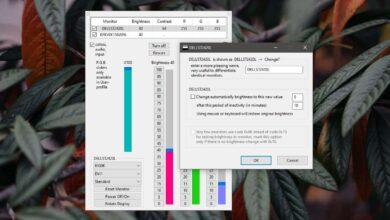 Photo of Cómo sincronizar el brillo en varias pantallas en Windows 10