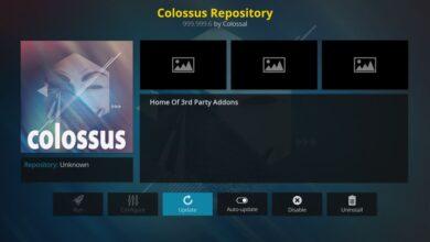 Photo of El repositorio de Kodi Colossus está inactivo o no funciona.