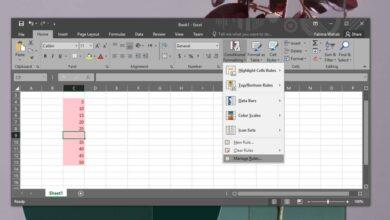 Photo of Cómo omitir el formato condicional de celdas en blanco en Microsoft Excel