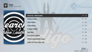 Photo of Configurar Kodi e instalar complementos con el kit de herramientas de Indigo