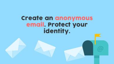 Photo of Cómo crear un correo electrónico anónimo para proteger su identidad