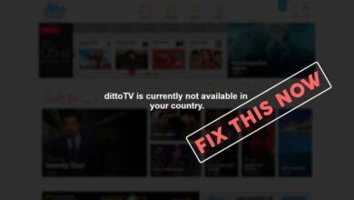 Photo of Mire Ditto TV fuera de la India: Cómo desbloquear Ditto TV con una VPN