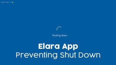 Photo of ¿Qué es la aplicación Elara? ¿Por qué evita que Windows 10 se apague?