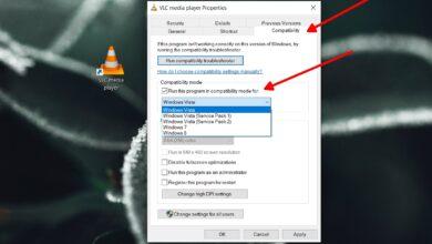 Photo of Cómo habilitar / deshabilitar el modo de compatibilidad para aplicaciones en Windows 10
