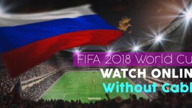 Photo of Cómo transmitir la Copa del Mundo 2018 Rusia gratis, sin necesidad de suscripción por cable