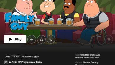 Photo of ¿Cómo ver Family Guy en Netflix desde cualquier lugar?