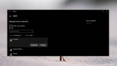 Photo of Cómo arreglar WiFi no tiene una configuración de IP válida en Windows 10