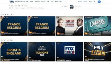 Photo of La mejor VPN para Fox Sports Go en 2020 para ver su contenido favorito