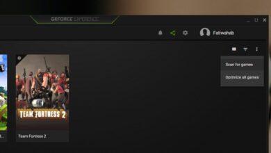 Photo of Cómo agregar juegos a GeForce Experience en Windows 10
