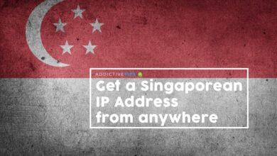 Photo of Cómo obtener una dirección IP de Singapur de cualquier país