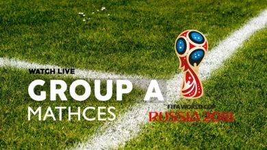 Photo of Copa del Mundo 2018 Grupo A – Cómo ver transmisiones en vivo Rusia, Arabia Saudita, Egipto, Uruguay
