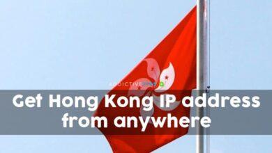 Photo of Cómo obtener una dirección IP de Hong Kong desde cualquier lugar