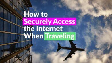 Photo of Medidas de seguridad en viajes: la mejor VPN para viajes de 2020