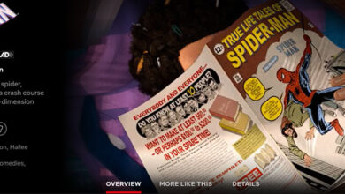 Photo of ¿Puedes ver Spider-Man: Into the Spider-Verse en Netflix?