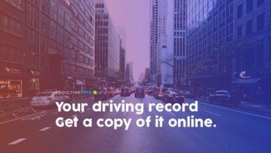 Photo of Cómo verificar mi historial de manejo y obtener una copia en línea