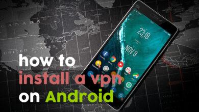 Photo of Cómo instalar una VPN en Android, de forma rápida y sencilla