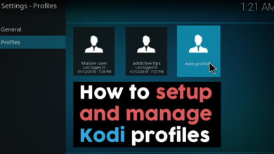 Photo of Cómo configurar y administrar perfiles de Kodi