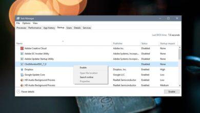 Photo of Cómo eliminar elementos muertos del inicio en el Administrador de tareas en Windows 10