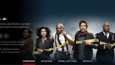 Photo of ¿Está Brooklyn Nine-Nine en Netflix? Cómo mirar en Netflix EE. UU.
