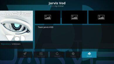 Photo of Jarvis VOD Kodi Addon: Cómo instalar Jarvis VOD en Kodi