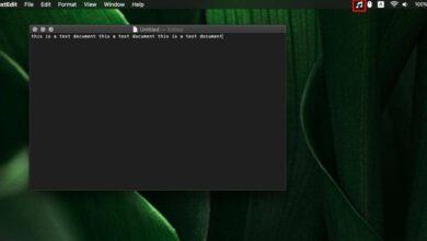 Photo of Cómo habilitar los sonidos de escritura del teclado en macOS