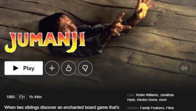 Photo of Cómo ver Jumanji en Netflix desde cualquier lugar