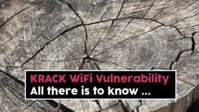 Photo of Vulnerabilidad de Wi-Fi de KRACK: cómo mantenerse protegido