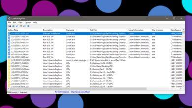 Photo of Cómo ver cuándo se accedió por última vez a una aplicación en Windows 10
