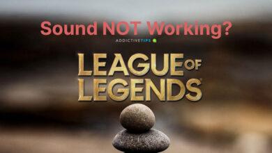Photo of El sonido de League of Legends no funciona (CORREGIDO)